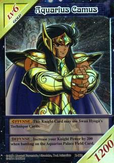 Knights of the Zodiac Cards K083xx10