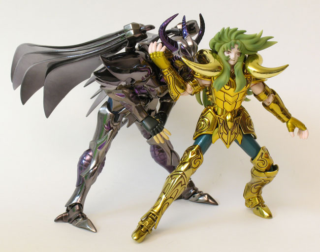 Catch Saint Seiya Stone_10