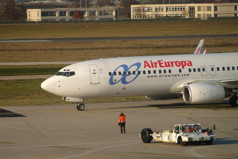 Paris en automne Air-eu10