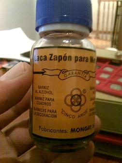 Cera microcristalina 11-09-11