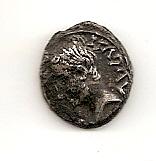 Quinario de Emerita Augusta (por Augusto) Escan100