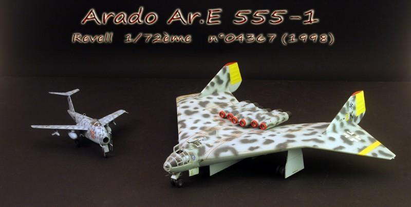 Arado Ar.E.555/1  [1:72 - Revell] Arado_10