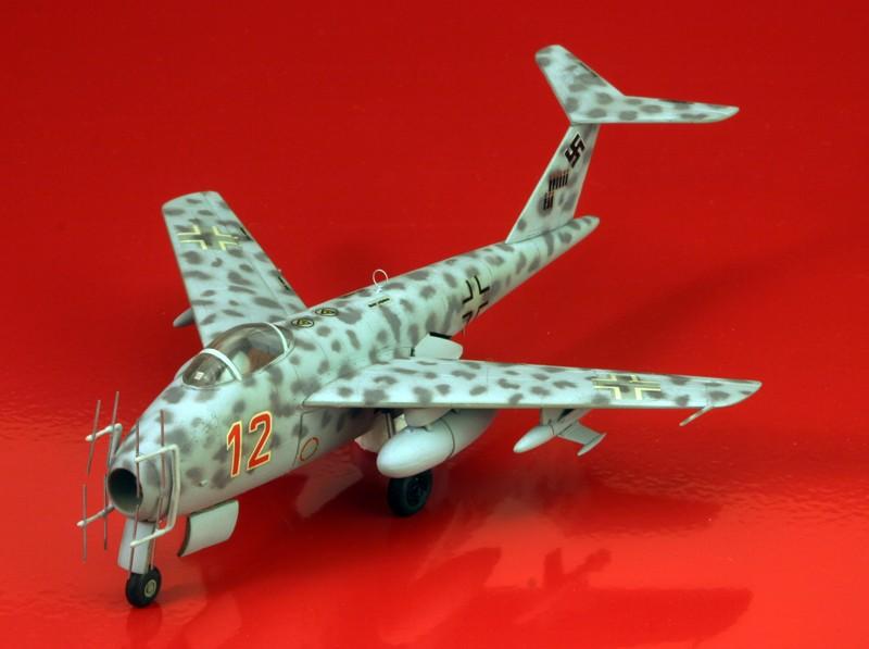 Messerschmitt Me P.1101 Nachtjager [1:72 - Dragon] Messes11