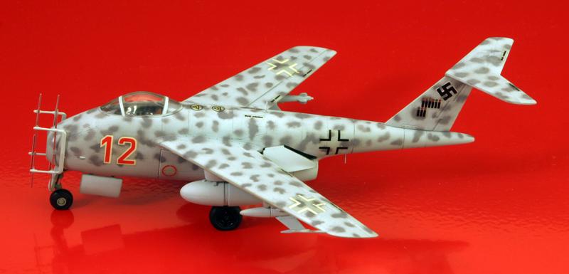 Messerschmitt Me P.1101 Nachtjager [1:72 - Dragon] Messes12