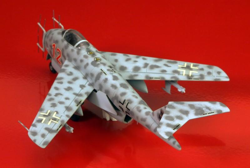 Messerschmitt Me P.1101 Nachtjager [1:72 - Dragon] Messes13