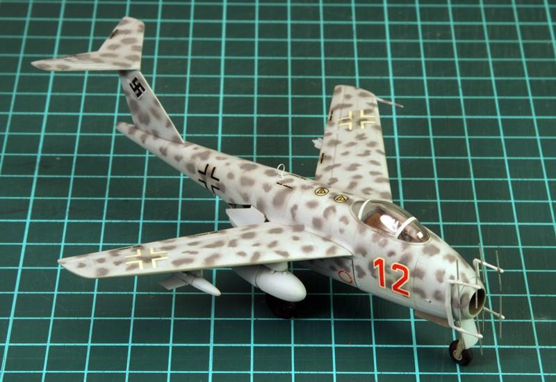Messerschmitt Me P.1101 Nachtjager [1:72 - Dragon] Messes14