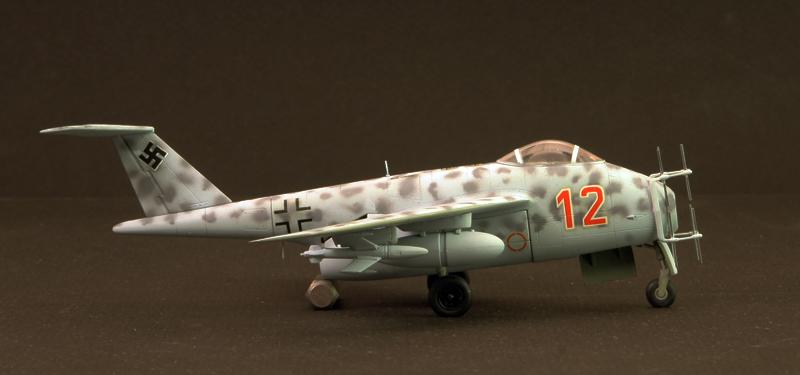 Messerschmitt Me P.1101 Nachtjager [1:72 - Dragon] Messes18