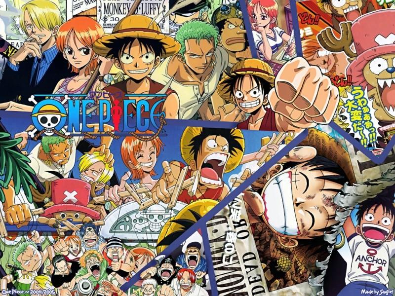 One Piece (manga) Onepie10