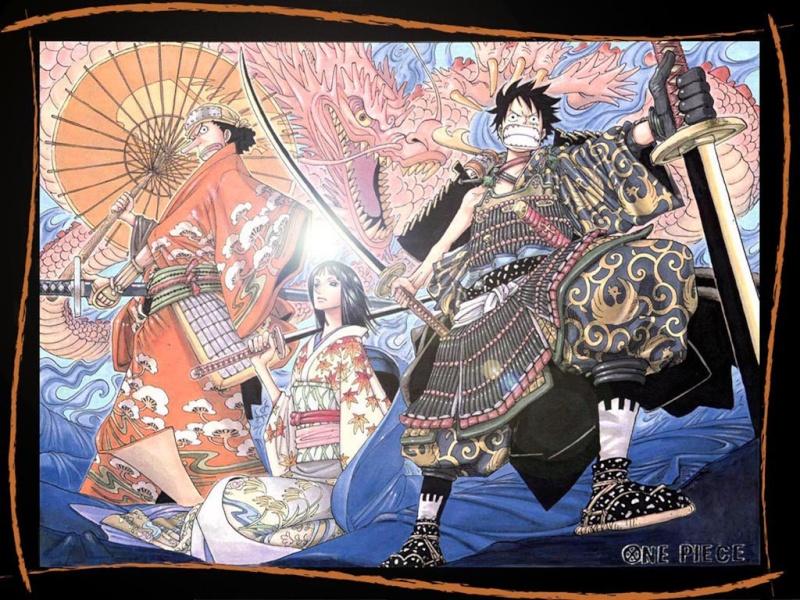 One Piece (manga) Samour10