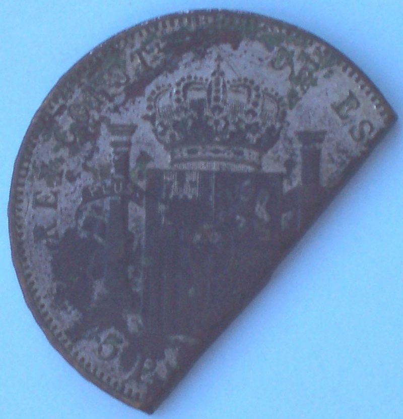 Dos duros de Alfonso XII y Alfonso XIII; falsos 215_r10