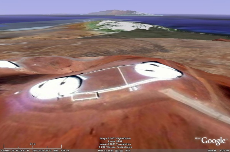 Observatoires astronomiques vus avec Google Earth - Page 10 Observ13