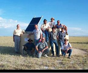 Observatoires astronomiques vus avec Google Earth - Page 13 Team210