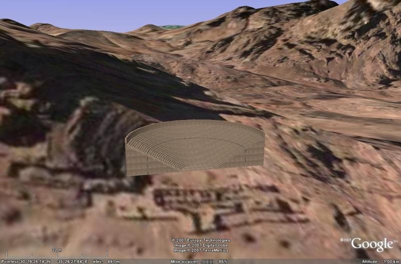 Batiments 3D avec textures - MONDE [Sketchup] Theatr10