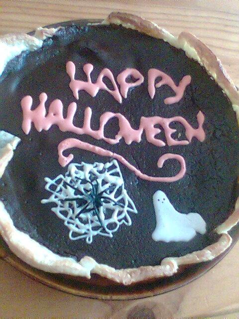 gateau party Halloween Photo011