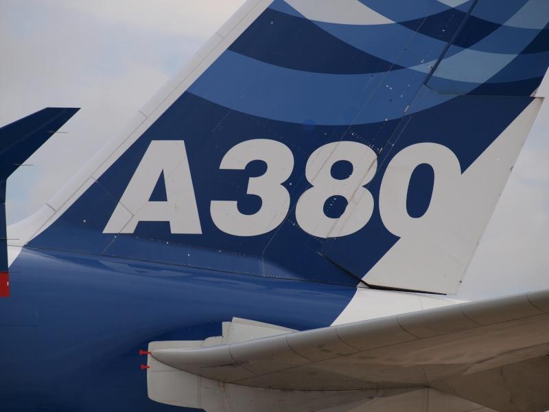 A380 - Le Bourget 19/06/09 - 1ére partie P6191710