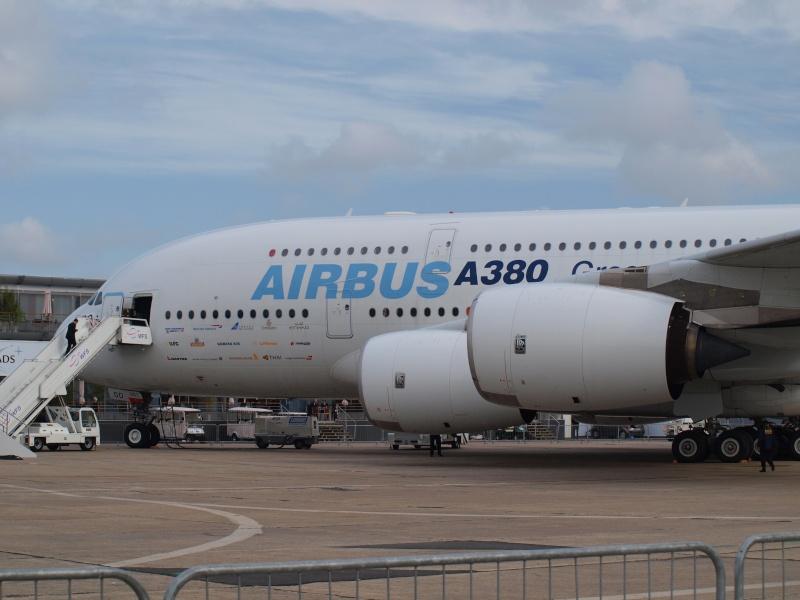 A380 - Le Bourget 19/06/09 - 1ére partie P6191711
