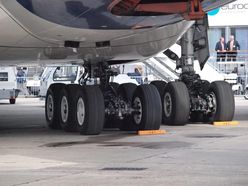 A380 - Le Bourget 19/06/09 - 1ére partie P6191717