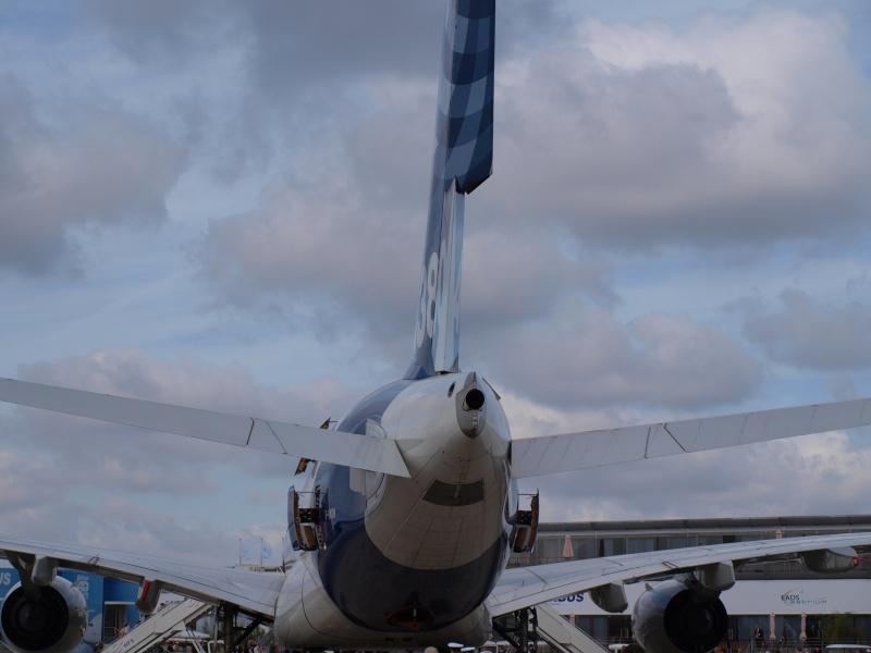 A380 - Le Bourget 19/06/09 - 1ére partie P6191810
