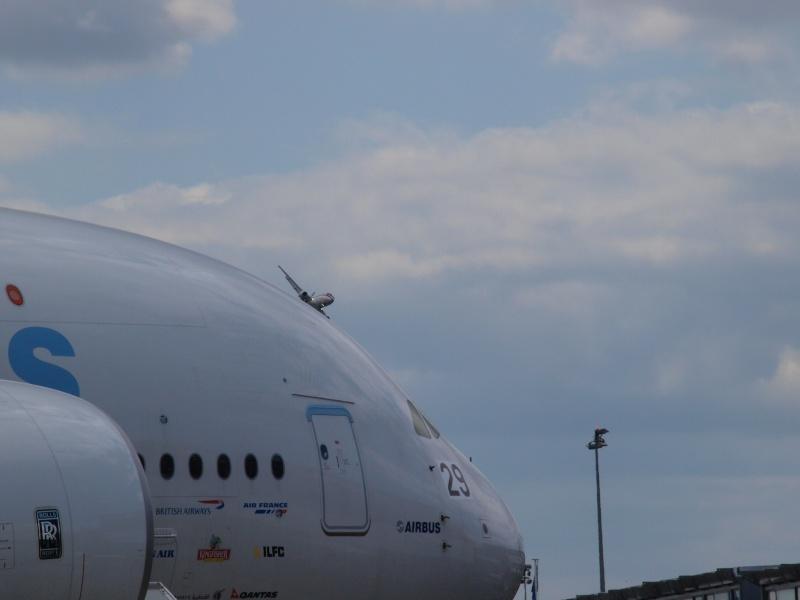 A380 - Le Bourget 19/06/09 - 1ére partie P6192710