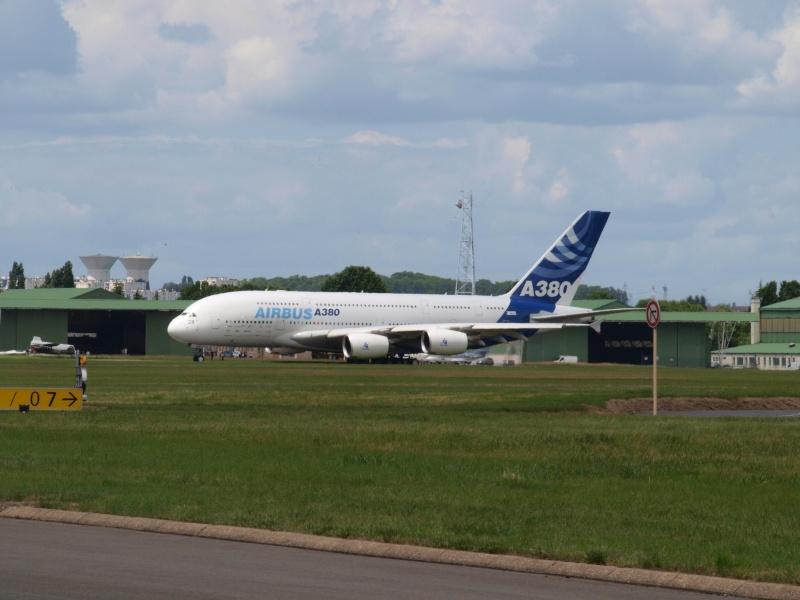 A380 - Le Bourget 19/06/09 - 1ére partie P6192711