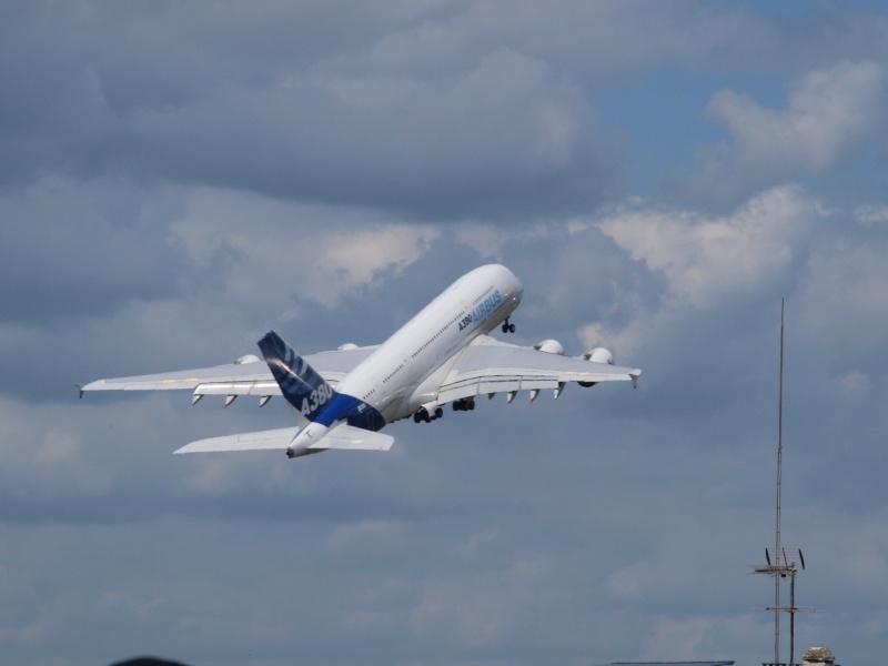 A380 - Le Bourget 19/06/09 - 2éme partie   P6193212