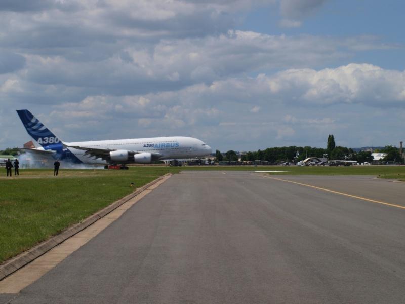 A380 - Le Bourget 19/06/09 - 2éme partie   P6193410