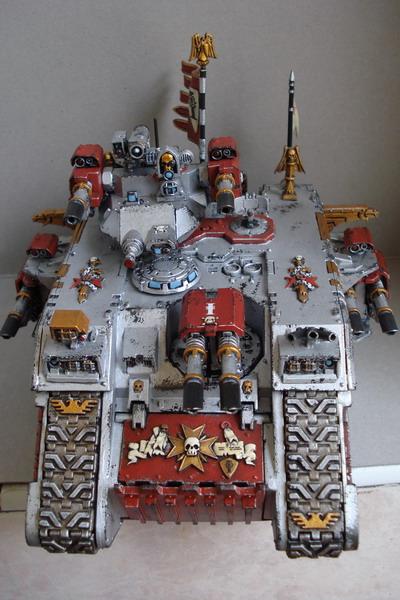 [40k] Mes Chevaliers Gris et mon Inquisition Dsc04715