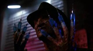 A Nightmare on Elm Street 3 : Dream Warriors (1987, Chuck Russell) Freddy45