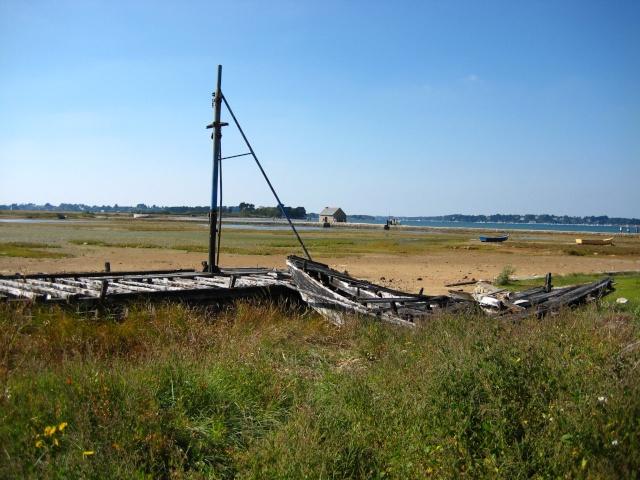 Arz : moulin à marée de Berno Img_0111