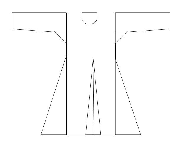 chainse ou chemise vite faite Patron10