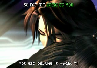 [Antic Subs][AMV]Final Fantasy VIII - Eyes on me Bscap022