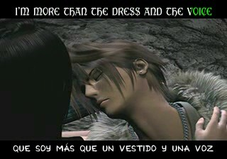[Antic Subs][AMV]Final Fantasy VIII - Eyes on me Bscap023