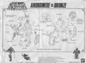 SAINT SEIYA (Bandai) 1987 et 2003: format Vintage (Die cast) 13_and10