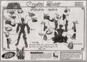 SAINT SEIYA (Bandai) 1987 et 2003: format Vintage (Die cast) 16_cry10