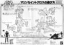 SAINT SEIYA (Bandai) 1987 et 2003: format Vintage (Die cast) 17_esp10