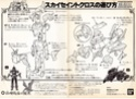 SAINT SEIYA (Bandai) 1987 et 2003: format Vintage (Die cast) 17_tou10