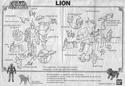 SAINT SEIYA (Bandai) 1987 et 2003: format Vintage (Die cast) 5_lion10