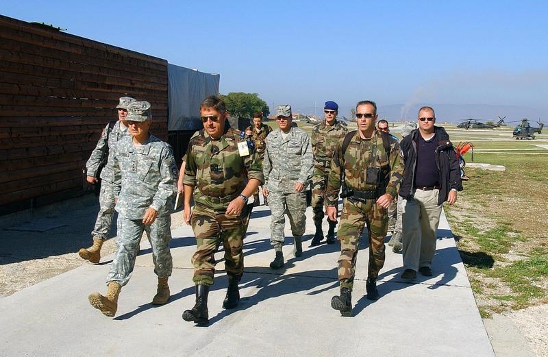 Kosovo - KFOR : les news 07091810