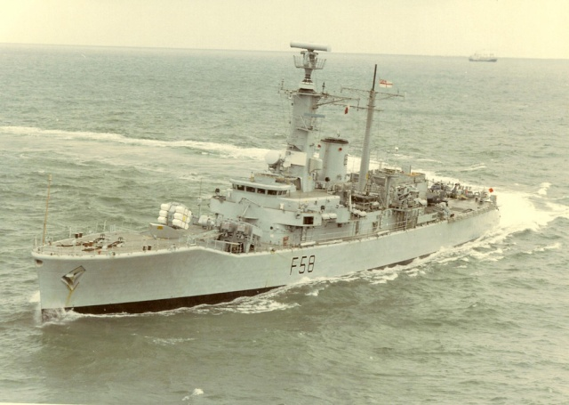 Leander Class frigates 11320411