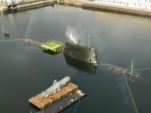 Trafalgar & Astute Class Submarine (SSN Fleet Submarines) Astute10