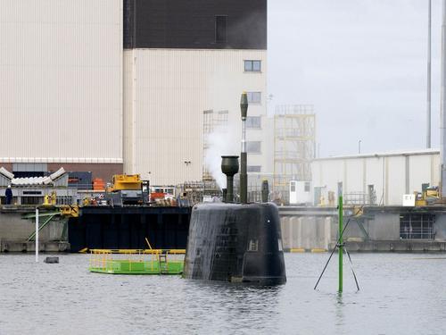 Trafalgar & Astute Class Submarine (SSN Fleet Submarines) Astute13