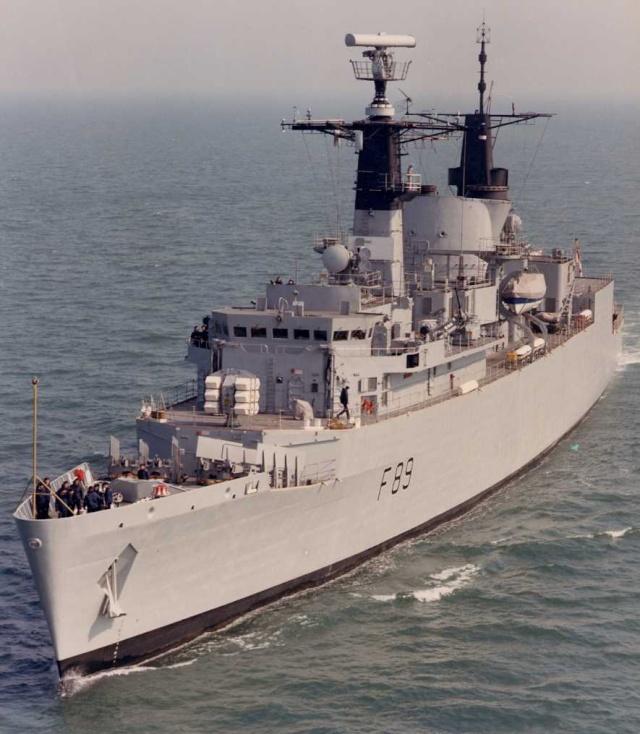 Type 22 Class frigate Battle10