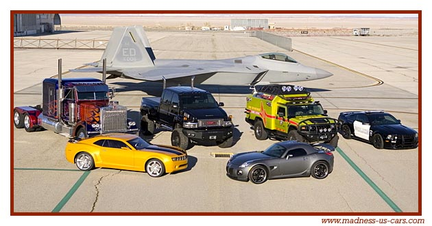 Transformers Le Film (2007) Camaro10