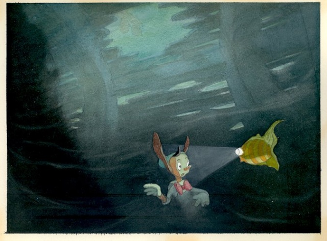 La Merveilleuse Aventure de Pinocchio [Walt Disney - 1940] 03pin10