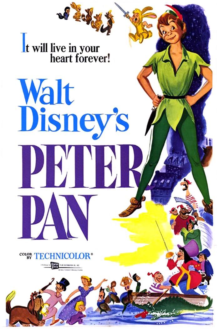 Les Aventures de Peter Pan [Walt Disney - 1953] 1953-p11