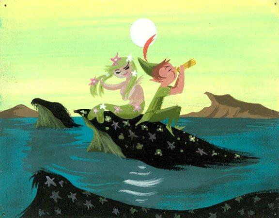 Les Aventures de Peter Pan [Walt Disney - 1953] Blair_10