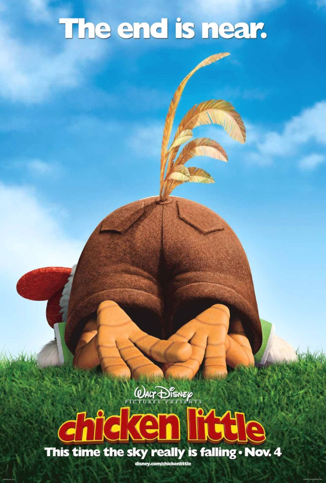 Chicken Little [Walt Disney - 2005] Chicke12