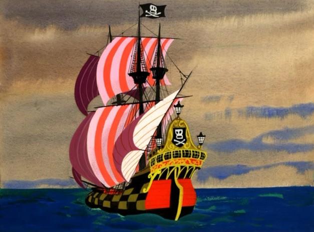 Les Aventures de Peter Pan [Walt Disney - 1953] Pdvd_010