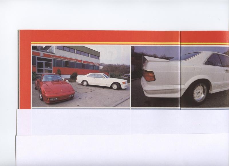 (W126): Modelos especiais da alemã GEMBALLA - 1983/1984 Image12