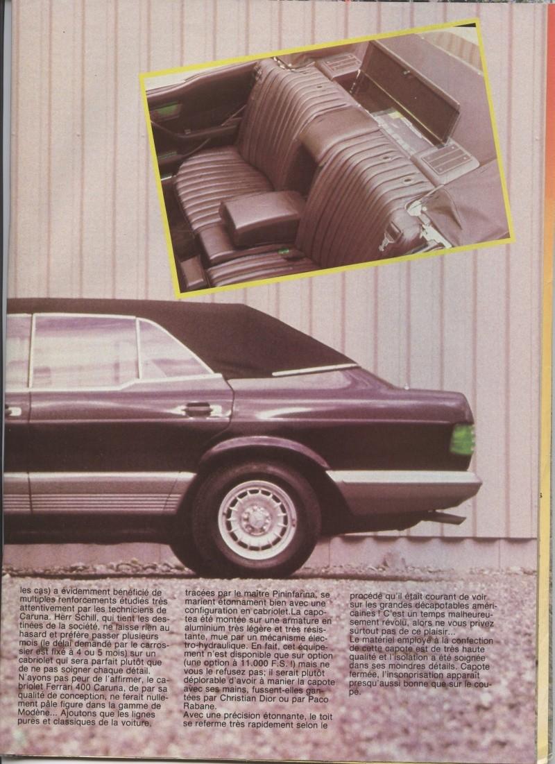 (W126): Modelo especial da suíça CARUNA Image18
